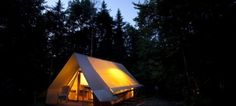 Gaspé Peninsula, Gaspésie National Park 1 night in a Huttopia tent Everything you need to prepare meals: outdoor stove, small fridge, dishes and cooking utensils 2 large beds Space heater Running water (on site or nearby) Outdoor Stove, Outdoor Gear, Quebec, Small Fridges, Large Beds, Concrete Wood, Vacation Packages, Cooking Utensils, Food Preparation