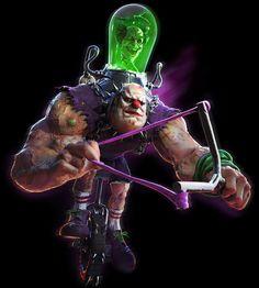 ArtStation - Atomic Joker, david Giraud