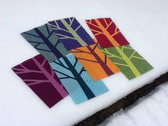 7 Oakshot shot cotton trees by Lynne @ Lilys Quilts, via Flickr