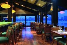 Island Prime-Executive Chef Deborah Scott.  Great place. Great view. Pricey.