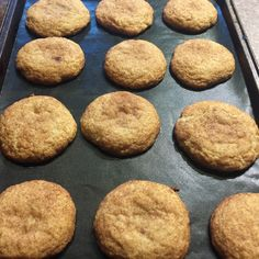 Browned Butter Snickerdoodles Browned Butter Snickerdoodles
