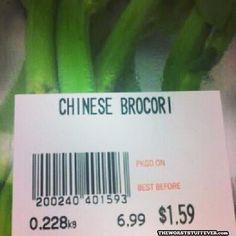 The Worst, Racist Veggie Ever