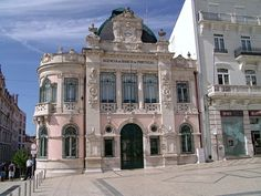 Bank of Portugal in Coimbra #Portugal by jmsbastos, via Flickr