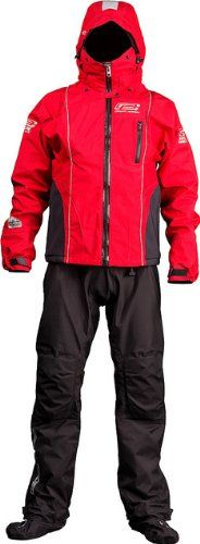 Ocean Rodeo Ignite Breathable Drysuit, Small, Red >>> More info could be found at the image url.
