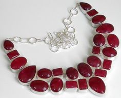 Weight 70 gms Description Gemstone : Ruby  Length : 18 Inches  Total Weight: 150.0 gms Our Price 36.21 $USD