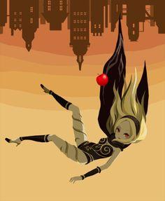 Kat - Gravity Rush (Gravity Daze)