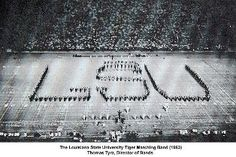 1963 LSU Tiger Band