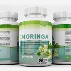Bio Moringanasce da una composizione totalmente vegetale estratta da una particolare pianta di origine tropicale.   Antiossidanti