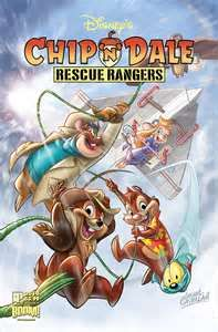 *CHIP 'N' DALE ~ Rescue Rangers