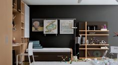 genius kids room