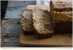 Banana bread | NOT for during the cleanse