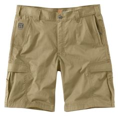 Carhartt Men's Force Extremes™ Cargo Short (Dark Khaki, Size 38) - Men's Work Apparel, Men's Work Shorts at Academy Sports