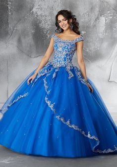 99e8af9cc2b Mori Lee Vizcaya Quinceanera Dress Style 89191. Quinceanera Mall