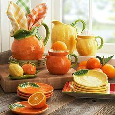 ~Orange Cottage Charm~