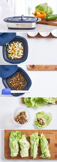 That's a wrap with lengthy mealtime prep. Chop it like it's hot with the Power Chef™ System to make chopping your vegetables fast and easy. Then grill, wrap and enjoy!