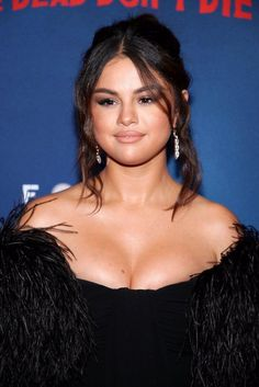 Selena Gomez Face the dead don't die Premiere Selena Gomez 2019, Selena Gomez Fotos, Selena Gomez Pictures, Hollywood Heroines, Hollywood Actresses, Hollywood Celebrities, Rihanna, Selena Gomez Wallpaper, Hollywood Actress Name List