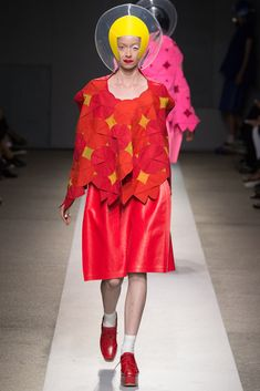 Junya Watanabe Spring 2015 Ready-to-Wear - Collection - Gallery - Style.com