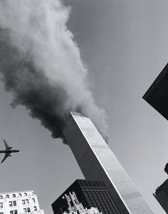 Word Trade Center 2 ~ 2nd plane ~ 9/11/2001