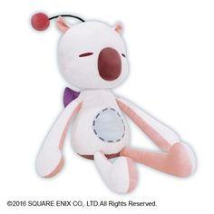 Tamarket - Final Fantasy XV 15 - Tokudai Nuigurumi DX Plush Toy - Moogle, $45.00 (http://tamarket.com.au/final-fantasy-xv-15-tokudai-nuigurumi-dx-plush-toy-moogle/)