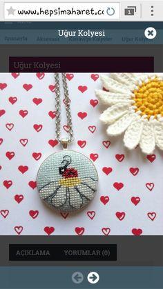 123 Cross Stitch, Cross Stitch Embroidery, Cross Stitch Patterns, Cross Jewelry, Handmade Accessories, Needlepoint, Needlework, Crochet Earrings, Knitting