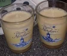 Rezept Nordfriesischer Eiergrog von Stefania1973 - Rezept der Kategorie Getränke