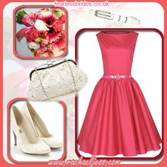 Fearless Brides Fashion Blogger Challenge: Spring-inspired bridesmaid outfit by Rachael Jess