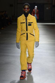 Kenzo   Menswear - Autumn 2017   Look 2