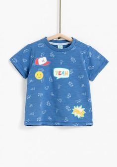 Camiseta estampada TEX