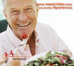 Ponemos especial #cuidado en proporcionar una #alimentación acorde a tus necesidades de #salud.