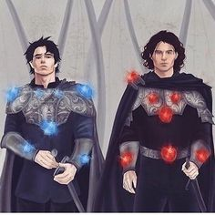 My first thought was Eragon and Murtagh. A Court Of Wings And Ruin, A Court Of Mist And Fury, Fan Art, Inheritance Cycle, Feyre And Rhysand, Crown Of Midnight, Victoria Aveyard, Empire Of Storms, Sarah J Maas Books