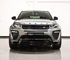 Another ÜRBAN Evoque going into build. Corris Grey Really nice spec pan roof full ÜRBAN inc suspension pack planned. Enquiries to info@urban-automotive.co.uk #evoque #rangeroverevoque #urbanautomotive #landrover #carthrottle #rangerover #car #4x4 #custom #svr #bespoke  #celebritycars #leather #carinterior #landroverdefender #recaro #supecharged #autobiography #carporn #instacar #urban by urbanautomotive Another ÜRBAN Evoque going into build. Corris Grey Really nice spec pan roof full ÜRBAN…