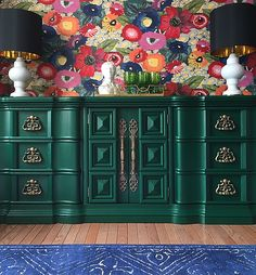 Maximalist decor home ideas 94 Green Painted Furniture, Paint Furniture, Furniture Makeover, Home Furniture, Furniture Layout, Cheap Furniture, Wooden Furniture, Luxury Furniture, Furniture Design
