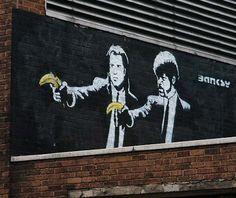Banksy rocks