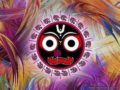 Jai Jagannath Wallpaper (020)   Download Wallpaper: http://wallpapers.iskcondesiretree.com/jai-jagannath-artist-wallpaper-020/  Subscribe to Hare Krishna Wallpapers: http://harekrishnawallpapers.com/subscribe/  #ArtWork, #Jagannath