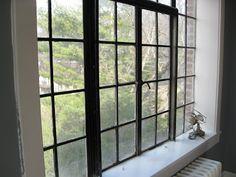 (Restoring Steel Casement Windows)
