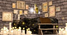 Aisling @ The Seasons Story 22769, Artisan Fantasy, Lost Junction, Zerkalo and Aisling @ We Love Roleplay http://thegoodgorean.blogspot.com/2015/04/sandstone-lair.html