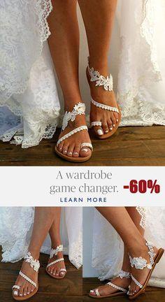 Bridal Shoes, Wedding Shoes, Boho Wedding, Fall Wedding, Wedding Slippers, Lace Flowers, Here Comes The Bride, Dream Wedding Dresses, Wedding Attire