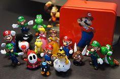 Super Mario Figuren Set 18-teilig