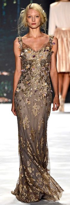 Badgley Mischka - Spring/Summer 2013