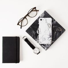 "** 25% OFF ALERT ** White marble is the new black! Why hesitate to be chic with your new iPhone 7? Use code ""1225deal"" for 25% OFF"