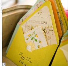 Love this idea! Vintage handkerchief's as favors for the wedding ceremony.