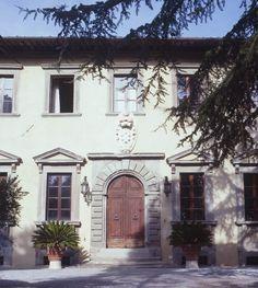 Villa Medicea l'Ammiraglio, Metato, Pisa