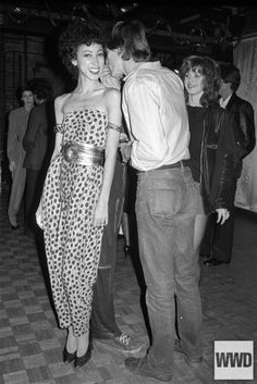 Behind the Studio 54 Door - Pat Cleveland at the legendary disco in her HALSTON jumpsuit Studio 54 Fashion, 70s Fashion, Fashion History, Vintage Fashion, Party Looks, Studio 54 Outfits, Studio 54 Nyc, Le Palace, 70s Glam