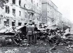 1956 Hungarian Uprising - This is when my Father was able to escape.