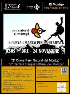 Este domingo 24 de noviembre se celebrará la 2ª Carrera de Montaña por el Parque Natural del Montgó, aquí os dejamos toda la info ¿Os animáis a participar?