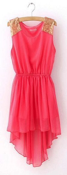 Pretty in pink dress The Fashion: Gorgeous dress black fur Summer outfits Teen fashion Cute Dress! Clothes Casual Outift for • teenes • movies • girls • women •. summer • fall • spring • winter • outfit ideas • dates • school • parties mint cute sexy ethnic skirt