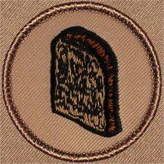 Burnt Toast Patrol Patch (#240)