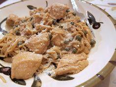 Plain Chicken: Creamy Chicken Piccata