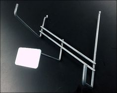 Hammer Display Hook for Pegboard & Slatwall Slat Wall, Toilet Paper, Display, Hooks, Mystery, Twin, Retail, Floor Space, Billboard