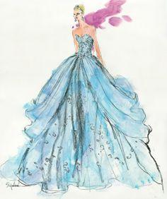 abito da sposa Cenerentola Cinderella Diamond Wedding Gown Collection Alfred Angelo - Photo glamour.com
